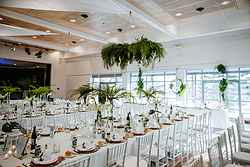 Indoor Wedding Reception NSW - The Pavilion Kiama at Real Weddings