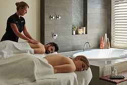 Relaxing Spa for Couples - Pullman Bunker Bay at Real Weddings