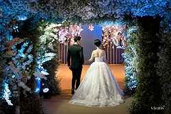 Elegant Bangkok Weddings at Pullman Hotel - Real Weddings