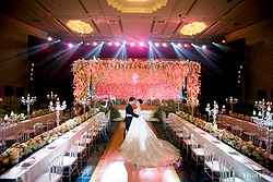 Elegant Bangkok Wedding at Pullman Hotel - Real Weddings