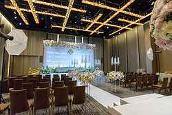 Bangkok Wedding Reception Venue at Pullman Hotel - Real Weddings