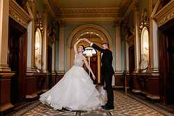 Elegant Wedding Venue - The Refectory at Real Weddings