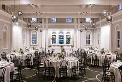 Perfect Wedding Reception Werribee Park - The Refectory at Real Weddings