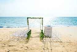 Beach Wedding Venue - SALA Phuket Resort at Real Weddings