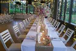 Indoor Wedding Reception - SALA Phuket Resort at Real Weddings