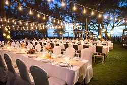 Elegant Garden Weddings - SALA Phuket Resort at Real Weddings
