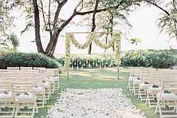 Garden Weddings - SALA Phuket Resort at Real Weddings