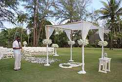 Perfect Garden Wedding Venue - SALA Phuket Resort at Real Weddings