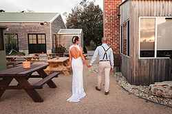 Rustic Wedding Venue - The Shearing Shed at Real Weddings
