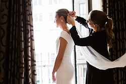 Bride Preparation - Sofitel Sydney Wentworth at Real Weddings