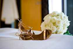 Bridal Shoes - Sofitel Sydney Wentworth at Real Weddings