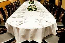 Table Setup for Wedding Venue - Sofitel Sydney Wentworth at Real Weddings