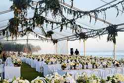 Garden Wedding Reception Bali - Soori Bali at Real Weddings