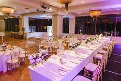 Perfect Indoor Wedding Reception - Marriott Surfers Paradise at Real Weddings