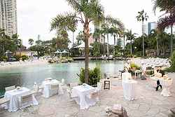 Perfect Waterfront Weddings - Marriott Surfers Paradise at Real Weddings