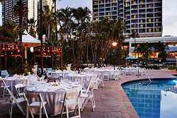 Waterfront Wedding Gold Coast - Marriott Surfers Paradise at Real Weddings