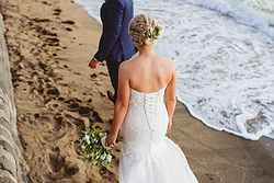 Beach Wedding Venue Melbourne - True South at Real Weddings
