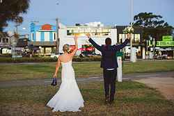 Garden Weddings Melbourne - True South at Real Weddings