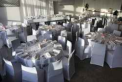 Elegant Indoor Wedding Reception Melbourne - True South at Real Weddings