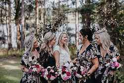 Wedding Celebrations - Bawley Bush Retreat at Real Weddings