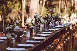 Outdoor Wedding Venues - Bawley Bush Retreat at Real Weddings