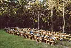 Elegant Garden Weddings NSW - Bawley Bush Retreat at Real Weddings