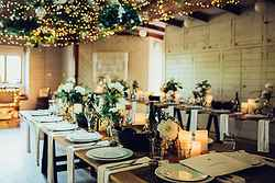 Indoor Wedding Reception - Bawley Bush Retreat at Real Weddings
