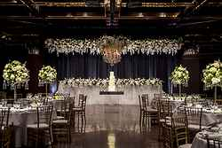 Luxury Wedding Reception Adelaide - InterContinental Hotel at Real Weddings