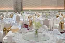 Elegant Hotel Wedding Venue Setup - Pullman Resort Bangkok at Real Weddings