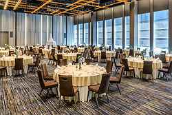 Large Modern Wedding Venue - Pullman Hotel at Real Weddings