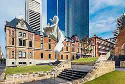 Historic Wedding Venue Perth - State Buildings at Real Weddings
