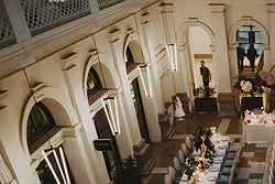 Historic Wedding Venue - State Buildings at Real Weddings