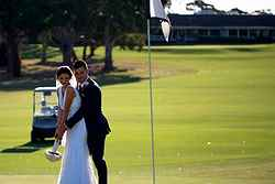 Unique Wedding Reception VIC - Woodlands Golf Club at Real Weddings