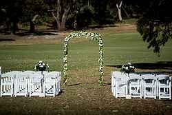 Perfect Wedding Venue VIC - Woodlands Golf Club at Real Weddings