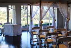 Elegant Indoor Wedding Reception VIC - Woodlands Golf Club at Real Weddings